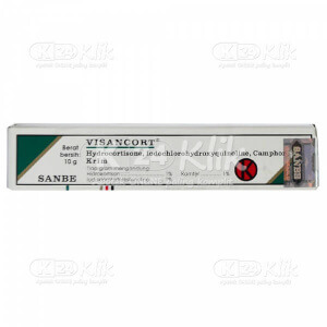 Apotek Online - VISANCORT CR 10 G