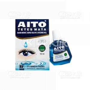 JUAL AITO EYE DROP 11ML