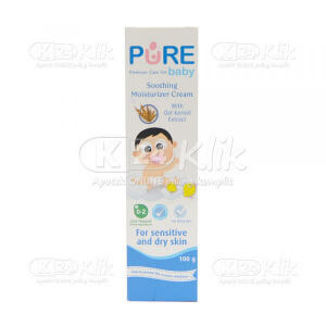 Apotek Online - PURE BABY SOOTHING CREAM 100G