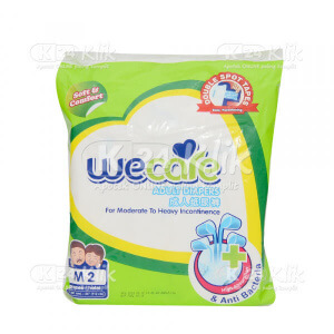 Apotek Online - WE CARE PAMPERS DEWASA M 2S