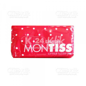 JUAL MONTISS FACIAL TISSUE 250S