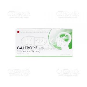 Apotek Online - GALTROPIL 800MG FC CAPL 20S