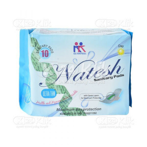 Apotek Online - KK NATESH MAXIMUM DAY PROTECTION 10S