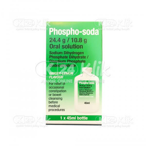 JUAL FLEET PHOSPHOSODA