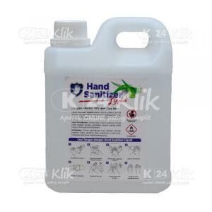 JUAL K-24 HAND SANITIZER LIQUID 1L REFILL