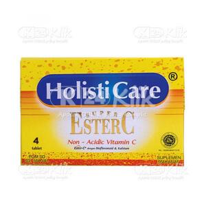 JUAL HOLISTICARE SUPER ESTER C STR 4'S