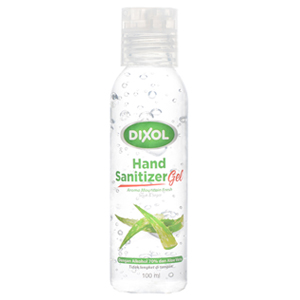 JUAL DIXOL HAND SANITIZER GEL 100ML
