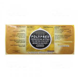 JUAL C POLYPRED MD 0,6ML