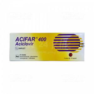 Apotek Online - ACIFAR 400MG TAB 30S