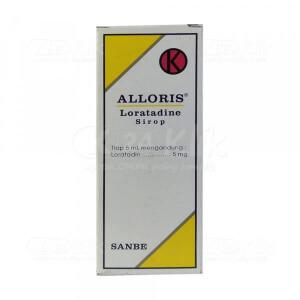 Apotek Online - ALLORIS SYR 60ML 5MG/5ML