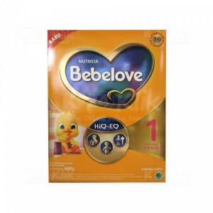 Apotek Online - BEBELOVE 1 0-6BLN 400G BOX