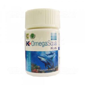 Apotek Online - K-LINK OMEGA SQUA SOFT CAP 30S