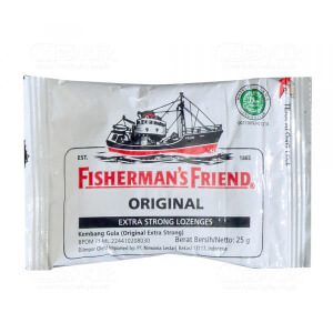 JUAL FISHERMAN'S ORIGINAL EXTRA STRONG