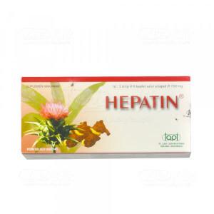 Apotek Online - HEPATIN 750MG TAB
