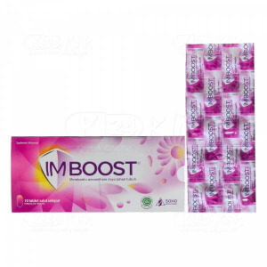 JUAL IMBOOST TAB 50S CATCH COVER