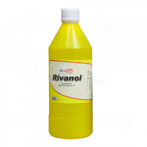 Apotek Online - RIVANOL ONE MED 300ML