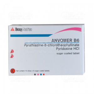 Apotek Online - ANVOMER B6 TAB