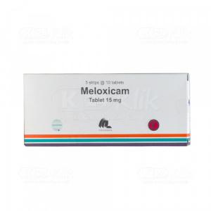 Apotek Online - MELOXICAM IF 15MG TAB