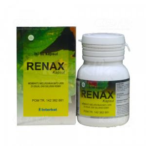 JUAL RENAX CAP