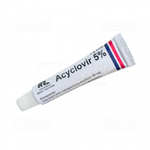 Apotek Online - ACYCLOVIR CR 5% 5G