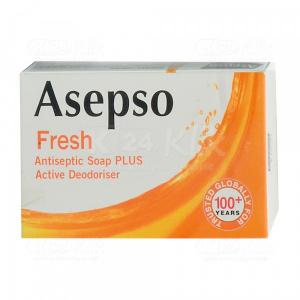 Apotek Online - ASEPSO FRESH SOAP 85G