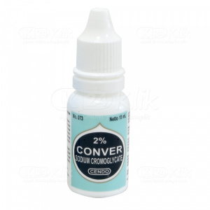 JUAL C CONVER 2 % EYE DROP 15ML