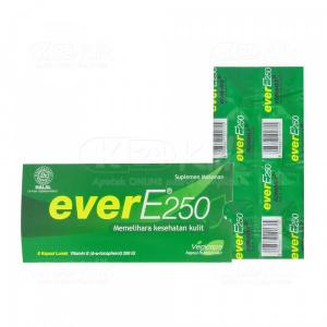 Apotek Online - EVER E 250IU SOFTCAP 6S STRIP 25S