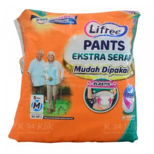 Apotek Online - LIFREE PANTS EXTRA DAYA SERAP M 5S