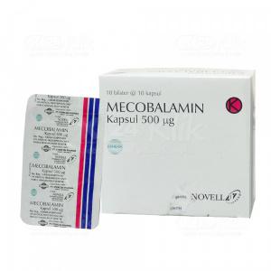 JUAL MECOBALAMIN NOVELL 500MCG CAP 100S