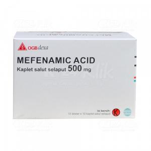 JUAL ASAM MEFENAMAT DEXA 500MG CAPL 100S