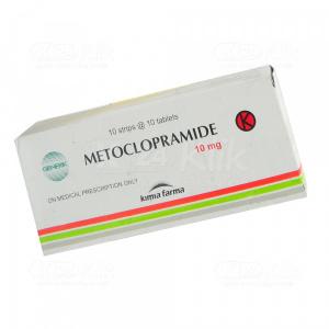 JUAL METOCLOPRAMIDE KF 10MG TAB 100S