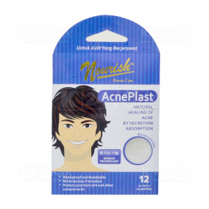 Apotek Online - NOURISH BEAUTY CARE ACNEPLAST BOY 12S