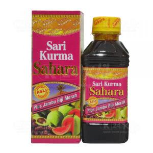 Apotek Online - SARI KURMA SAHARA PLUS JAMBU BIJI MERAH 330G