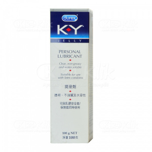 JUAL KY JELLY PERSONAL LUBRICANT 100