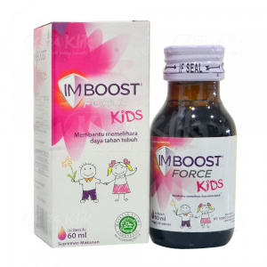 Apotek Online - IMBOOST FORCE KIDS SYR 60ML