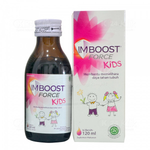 Apotek Online - IMBOOST FORCE KIDS SYR 120ML