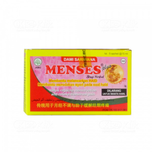 Apotek Online - MENSES PLUS CAIR 15ML SACH 5S