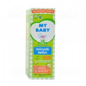 JUAL MY BABY MINYAK TELON PLUS 57ML