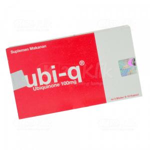 Apotek Online - UBI Q 100MG CAP 30S