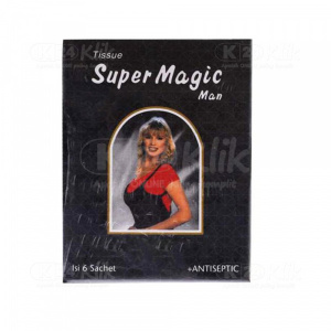 Apotek Online - TISSUE SUPER MAGIC MAN
