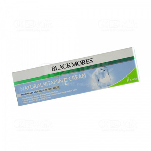 Apotek Online - BLACKMORES NATURAL VIT E CR 50G
