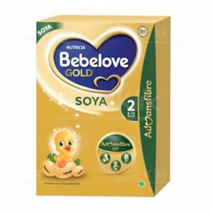 JUAL BEBELOVE GOLD SOYA 2 6-12BLN 360G BOX