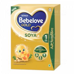 Apotek Online - BEBELOVE GOLD SOYA 1 0-6BLN 170G BOX
