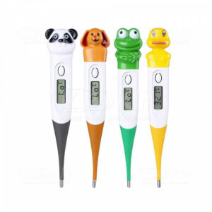Apotek Online - TERMOMETER DIGITAL KID ANIMAL