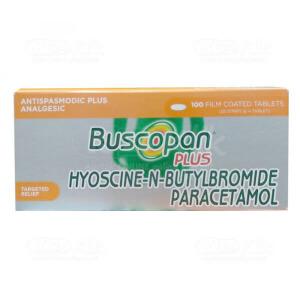 Apotek Online - BUSCOPAN PLUS TAB
