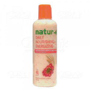 Apotek Online - NATUR E NOURISHING ENERGIZING LOT 245ML