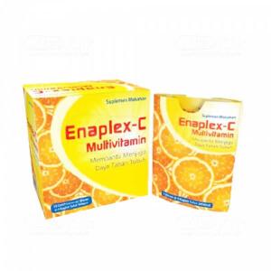 Apotek Online - ENAPLEX C FC CAPL 6S STRIP 10S