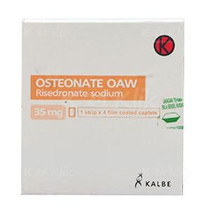 Apotek Online - OSTEONATE OAW 35MG TAB 4S