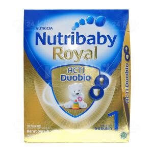 JUAL NUTRIBABY 1 ROYAL BOX 400G