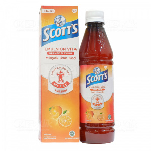 Apotek Online - SCOTTS E VITA 400ML ORANGE